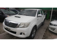 HILUX LOVERS!