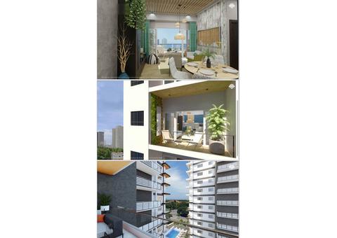 Apartamentos en las embriagadoras playas del caribe!