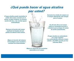 VENTA DE AGUA ALCALINA!!!