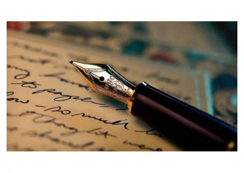 Donde aprender Grafologia - Estudiar Grafologia - Grafologia a distancia