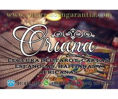 Tarot Serio y Profesional, Lectura de Cartas Españolas, Africanas, Haitianas.