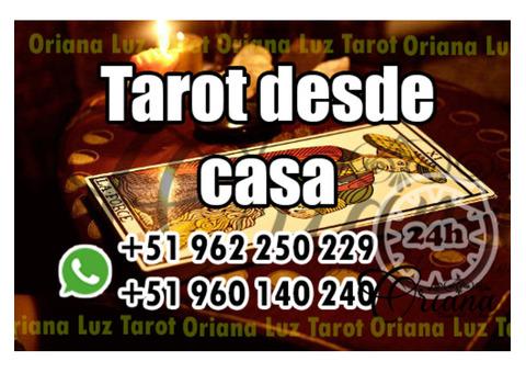 Tarot Serio y Profesional, Lectura de Cartas
